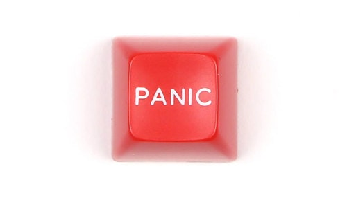 """""""Panic"""" - DCS, SA - Pimpmykeyboard.com"""