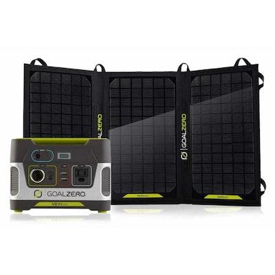 Goal Zero Yeti 150 Solar Generator Kit |  | Goal Zero