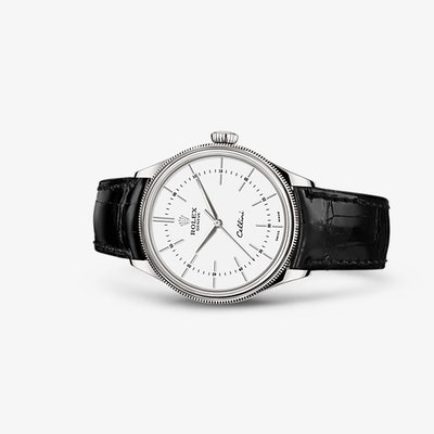Rolex Cellini Time Watch: 18 ct white gold - 50509