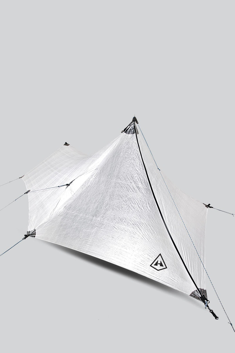 Echo II Ultralight Shelter System: One+ Person Ultralight Tent