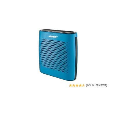 Amazon.com: Bose SoundLink Color Bluetooth Speaker (Blue): Home Audio & Theater