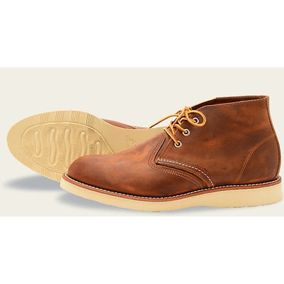 Men's 3137 Classic Chukka Boot | Red Wing Heritage