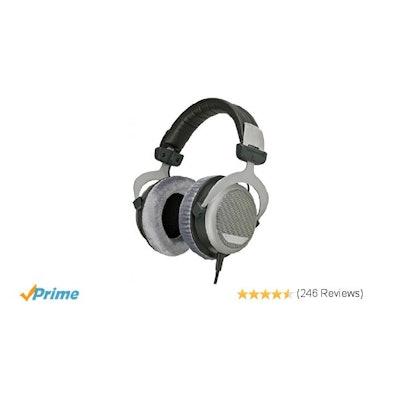 Amazon.com: Beyerdynamic DT 880 Premium 32 ohm HiFi headphones: Home Audio & The