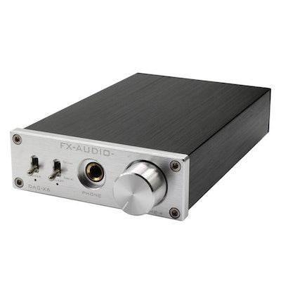 FX Audio DAC-X6 24BIT/192 Optical/Coaxial/USB Digital Audio Amplifier DAC Decode