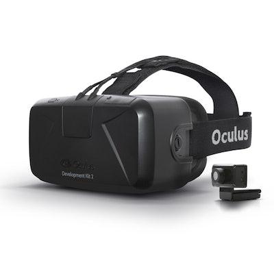 Oculus Rift Development Kit 2