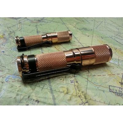 "CountyComm - Maratac™ AA ""Copper"" Flashlight"