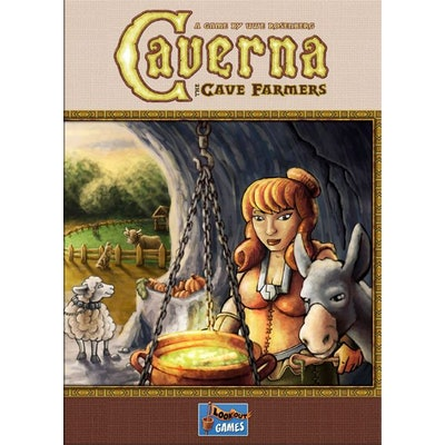 Caverna: The Cave Farmers | Board Game