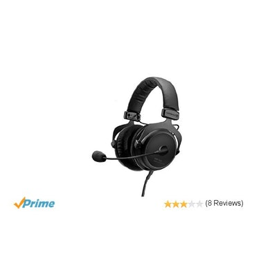 Beyerdynamic MMX 300 Second Generation Gaming and Multi-Media Headset