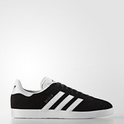 adidas Gazelle Shoes - Black   adidas US