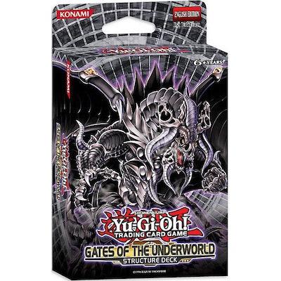 YuGiOh Gates of the Underworld Structure Deck