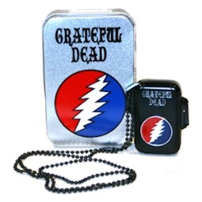 Grateful Dead Necklace Lighter