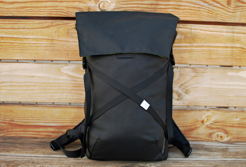 Black Kite Cycling Backpack