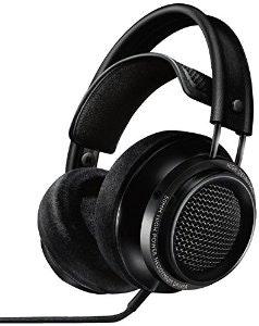 Philips Fidelio X2 Headphones, Black