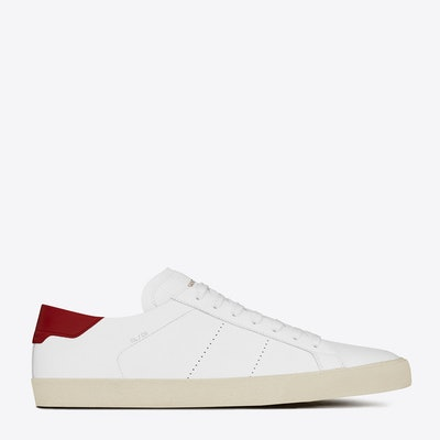 Saint Laurent   SL/06 Court Classic Sneakers