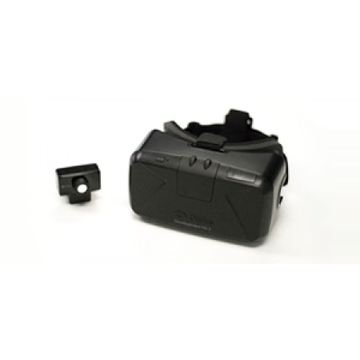 Oculus Rift - Virtual Reality Headset For 3D Gaming