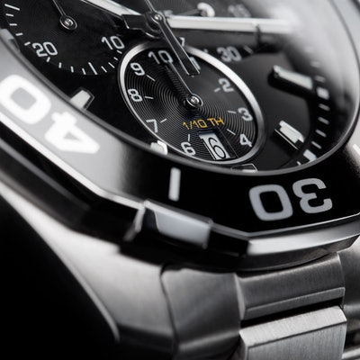 TAG Heuer Aquaracer  Chronograph 43