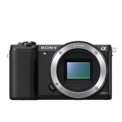 Sony α5100 E-mount camera with APS-C sensor