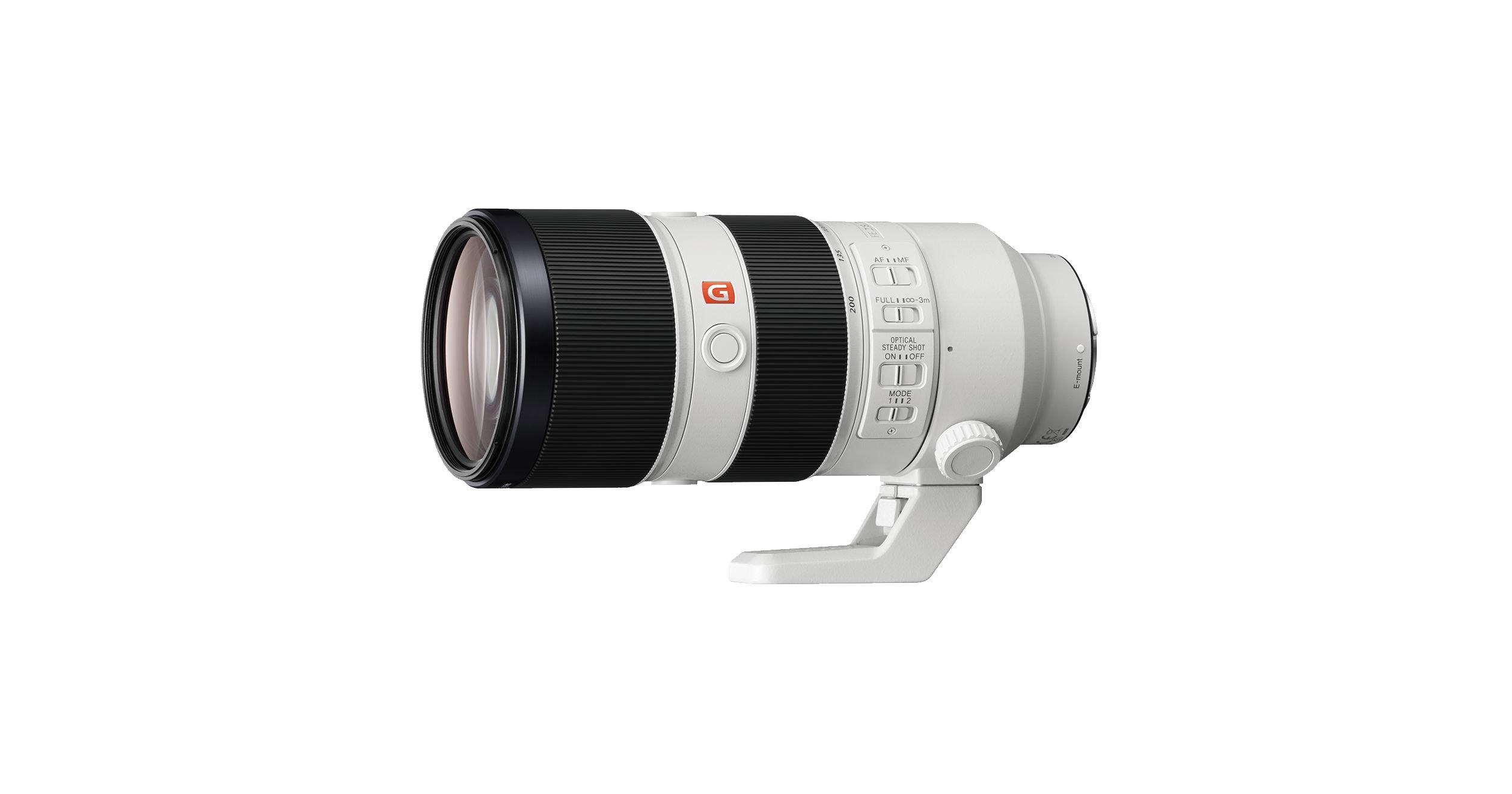 FE 70-200 mm F2.8 GM OSS | SEL70200GM | Sony US