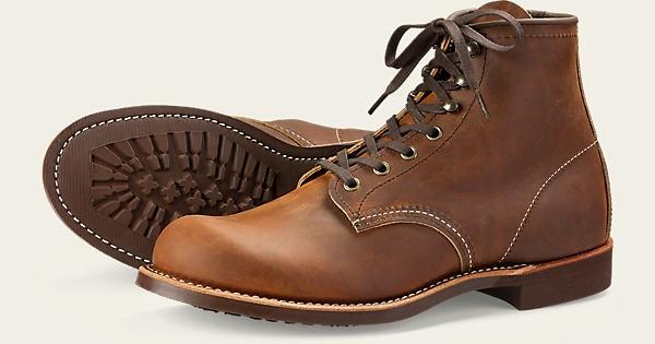 "Men's 3343 Blacksmith 6"" Boot   Red Wing Heritage"