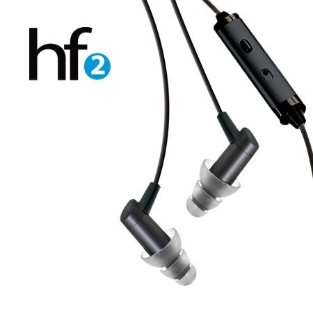 Etymotic Research | hf2 Headset + Earphones