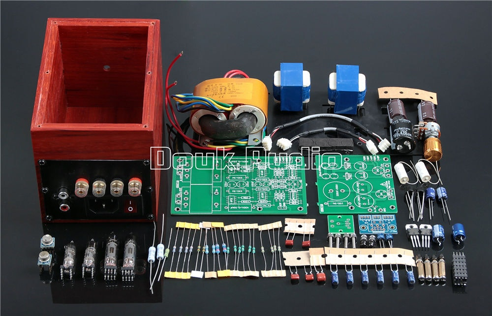 Diy Amplifier Kit Poll Massdrop