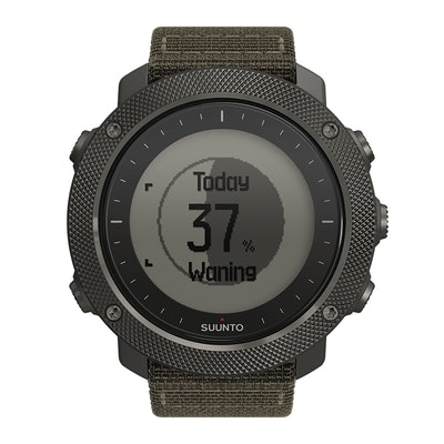 Suunto Traverse Alpha Foliage – the GPS/GLONASS outdoor watch