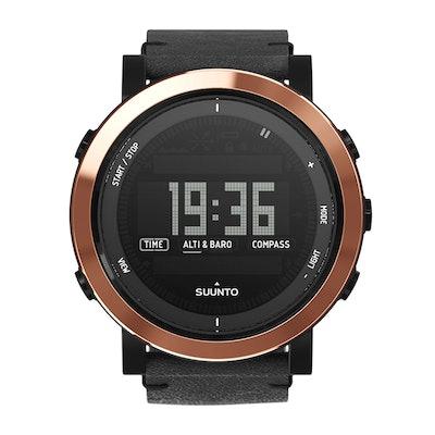 Suunto Essential Ceramic Copper Black – Premium outdoor watch