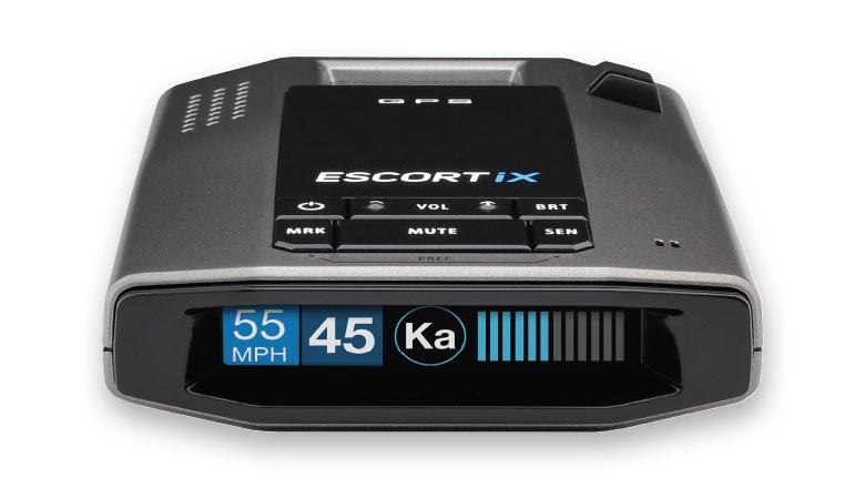 All-New iX Radar Detector | ESCORT Radar