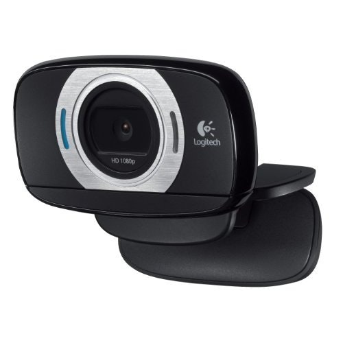 Logitech HD Portable 1080p Webcam C615 with Autofocus