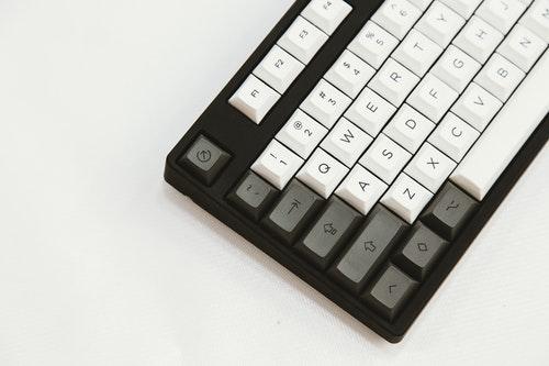 "DSA HC ""Granite"" - Pimpmykeyboard.com"