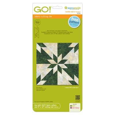 Hunters Star Quilt Pattern and Die | Quilt Patterns