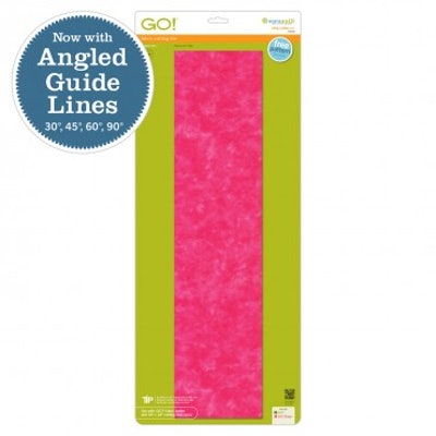 """GO! Strip Cutter-5 1/2"""" (5"""" Finished) with Angled Guide Lines"""