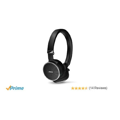 Amazon.com: AKG N60nc Noise Canceling Sealed Headphone: Electronics