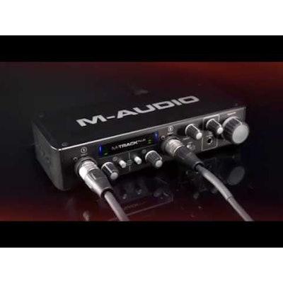 M-Audio - M-Track Plus II