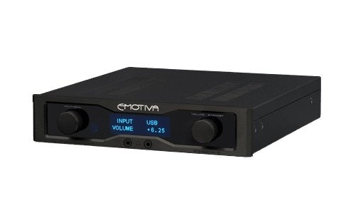 Stealth DC-1 Reference-Quality Differential DAC | Emotiva