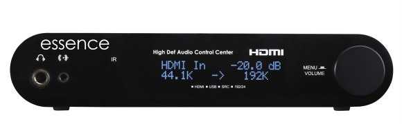 HDACC by Essence For Hi Res Audio Upsampling & De-embedding