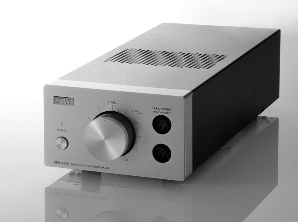 STAX SRM-353X Solid-State Electrostatic Amplifier