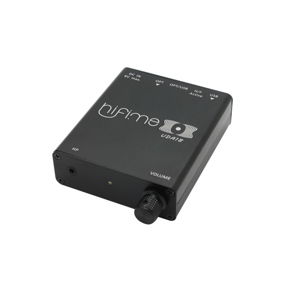 HiFime UDA18 USB and SPDIF DAC