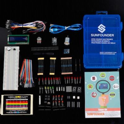 Sunfounder Super Kit V2.0 for Arduino