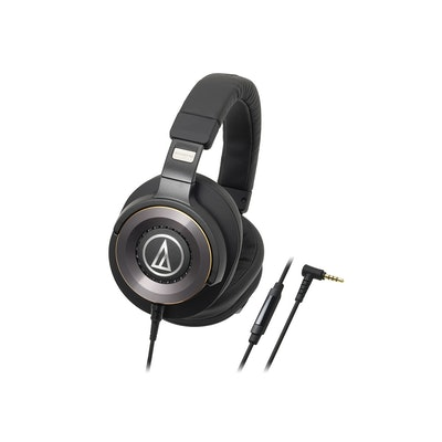 ATH-WS1100iS Solid Bass Over-Ear Headphones