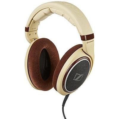 Sennheiser HD 598 Headphones (Burl Wood Accents): Amazon.ca: Electronics