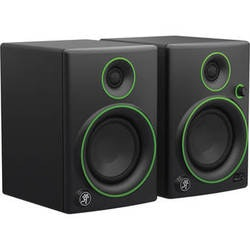"""Mackie CR4 - 4"""" Woofer Creative Reference CR4 (PAIR) B&H"""