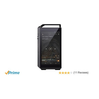 Pioneer XDP-100R -K Portable High Resolution Audio