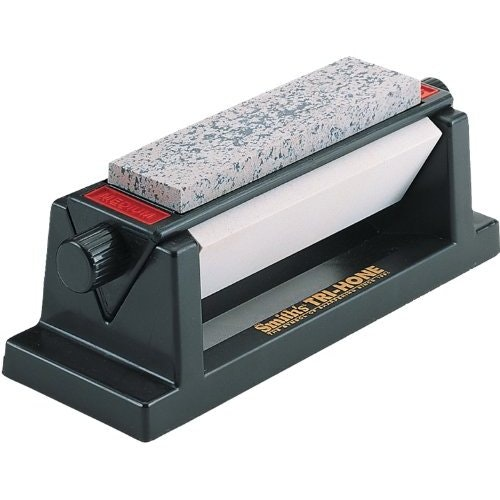 Smith's TRI-6 Arkansas TRI-HONE Sharpening Stones
