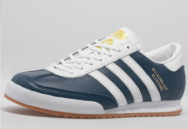 Adidas Beckenbauer Allround - Navy / White