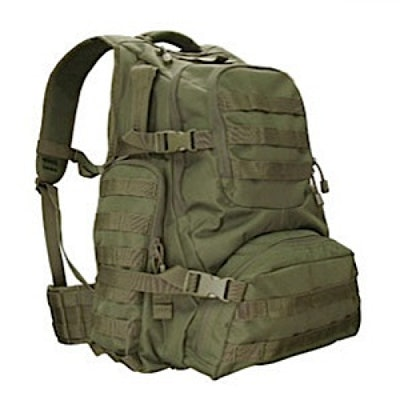 MOLLE Urban Go Pack