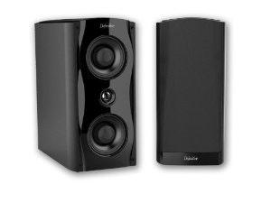 Definitive Technology SM65 Bookshelf Speaker - Black