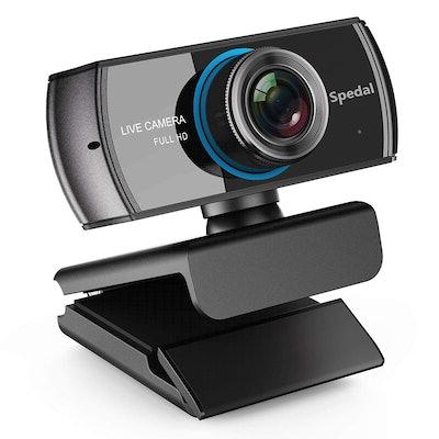 Spedal Full HD Webcam 1536p