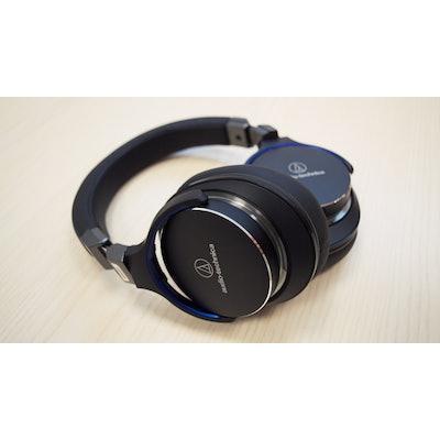 ATH-MSR7BK High-Res Audio Over-Ear Headphones    Audio-Technica US
