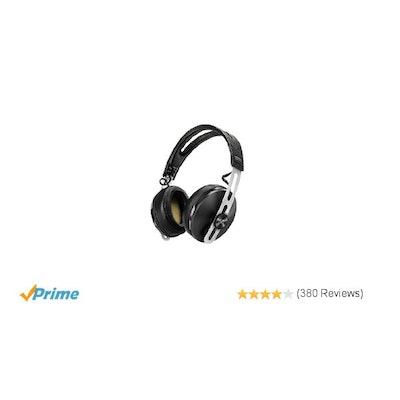 Amazon.com: Sennheiser Momentum 2.0 Wireless with Active Noise Cancellation- Bla